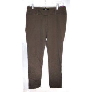 MOSSIMO SZ4 Tan Ankle Career Pants NWT